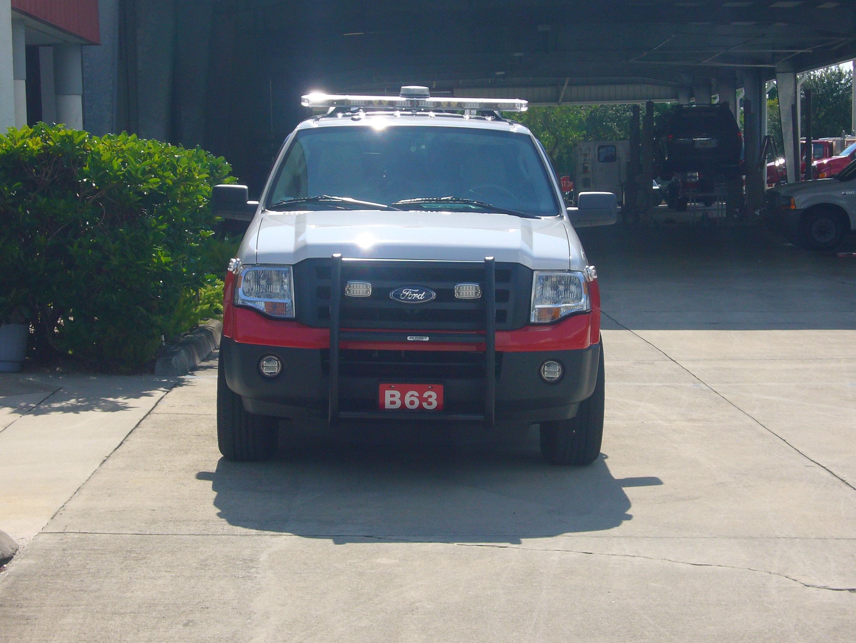 Battalion Chief SUV