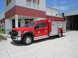 EVI 12-Ft. Light Duty Rescue Truck