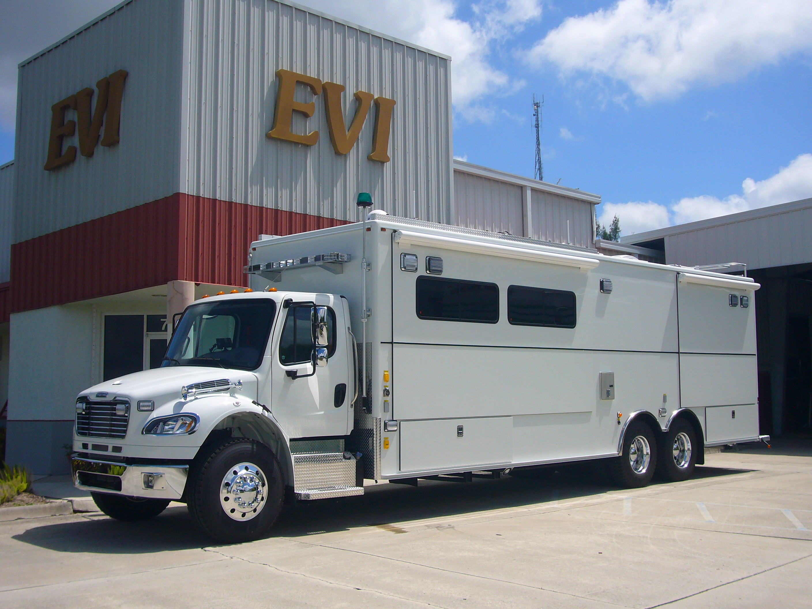 EVI Communications/Command Vehicle