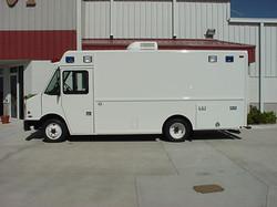 16-Ft. Mobile Command Step Van