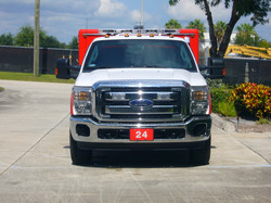 10-Ft. EMS Captain Support Vehicle