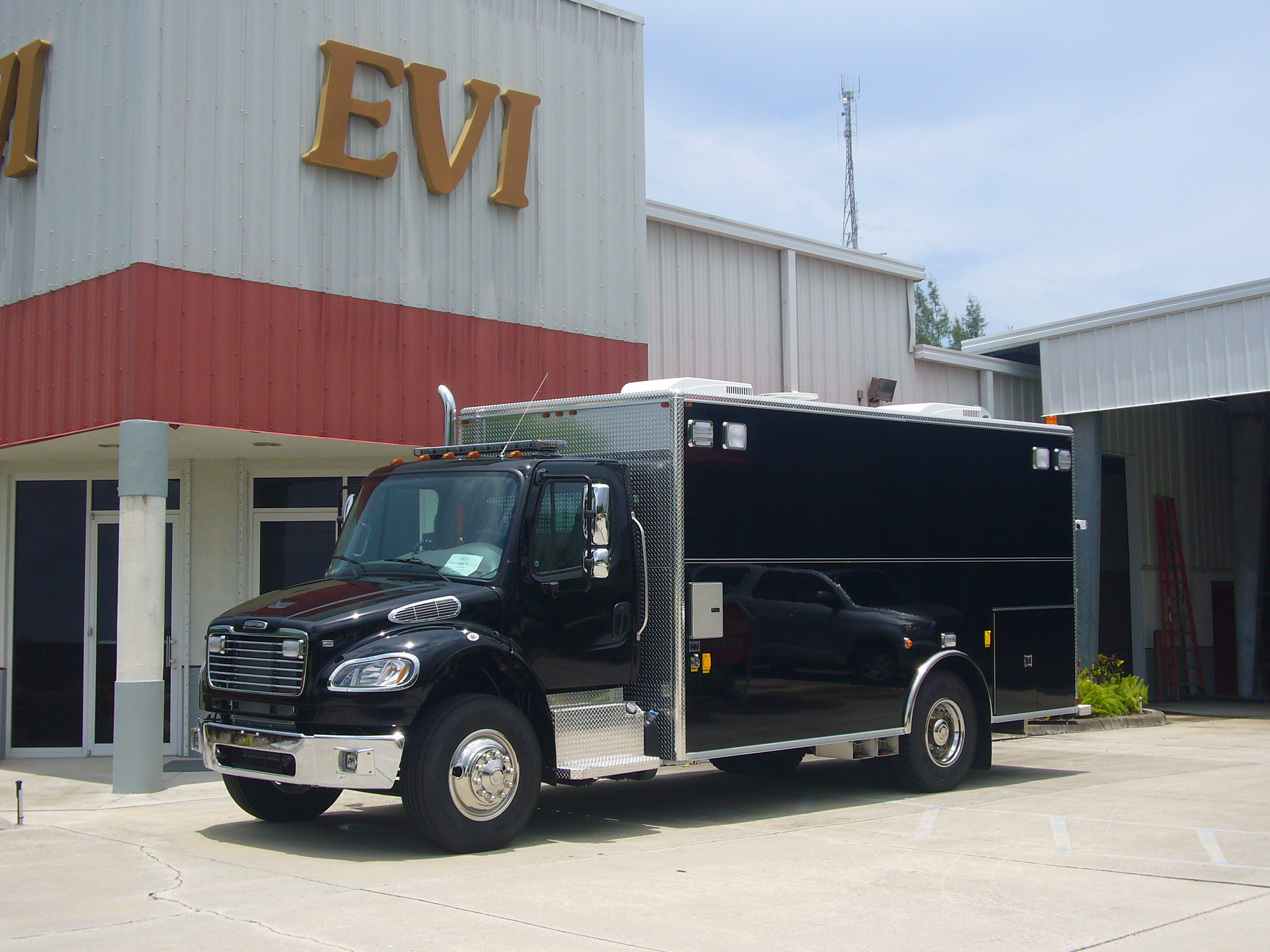 EVI 18-Ft Critical Incident Response