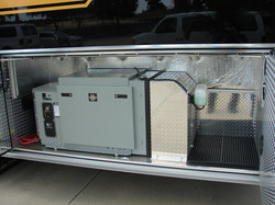 30-Ft. Walk-In Command Vehicle