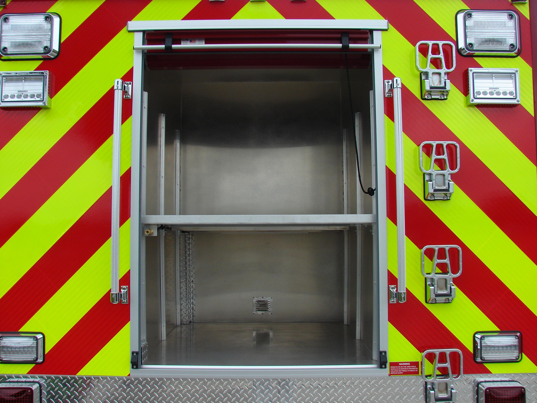 15-Ft. Non-Walk-In Fire Rescue