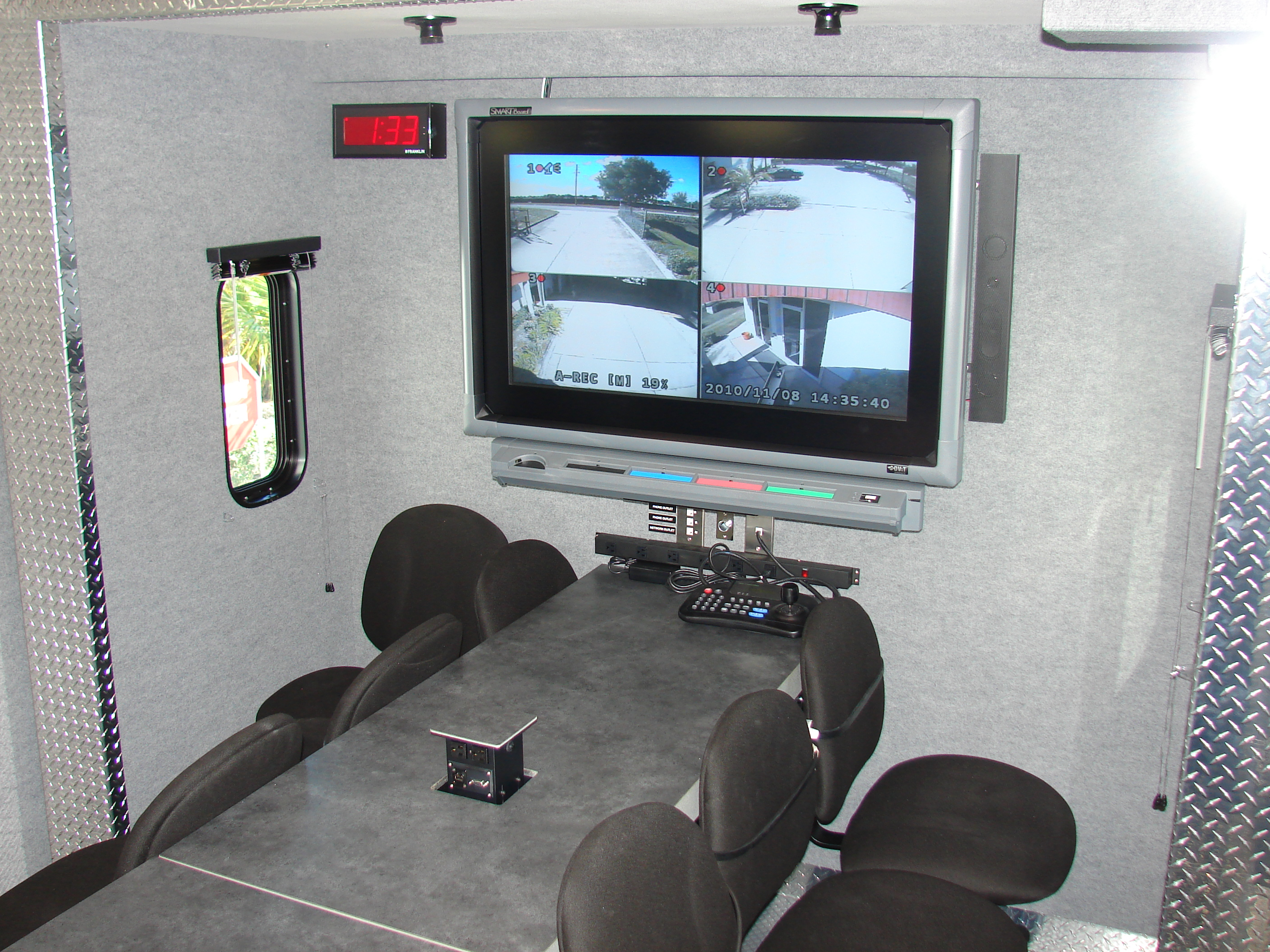 32-Ft. Mobile Command Vehicle