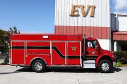 EVI Air/Light Medium Rescue Truck