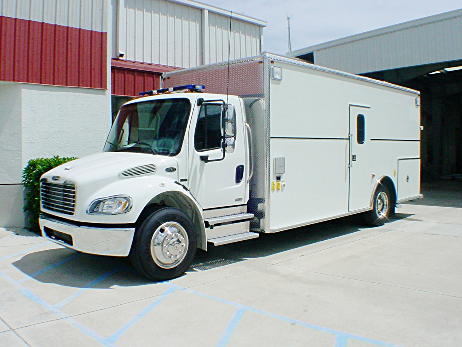 evi tactical command unit