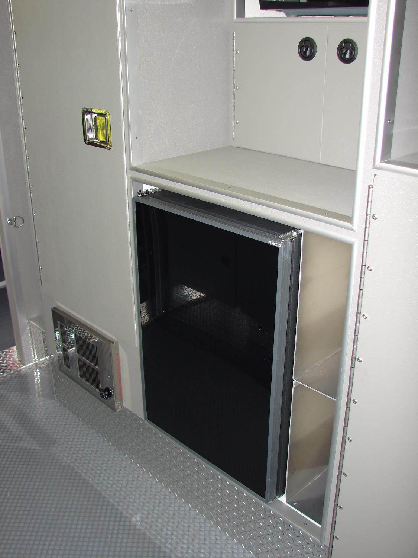 18-Ft. Walk-In Custom EOD Unit