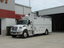 EVI 20Ft Walk-In Canopy Command Post