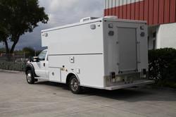 13-Ft. EOD Truck Bodyay Patrol 039