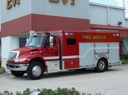 18-Ft. Crew Body Rescue Truck