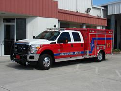EVI 10-Ft Non-Walk-In Rescue Truck