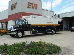 EVI 30-Ft. Walk-In Command Vehicle