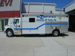 22-Ft. Crew Body Rescue Truck
