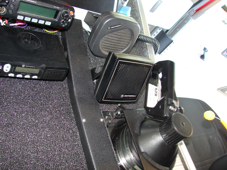 20-Ft. Non-Walk-In Air/Light Unit