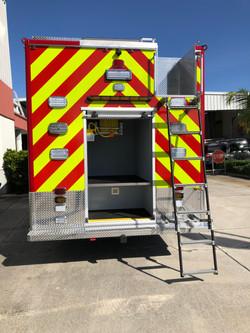 18-Ft. Non-Walk-In Heavy Rescue