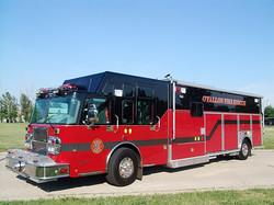EVI 25 FT Crew Body Rescue Apparatus