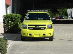 12-Ft. Sport Utility Command Vehicle