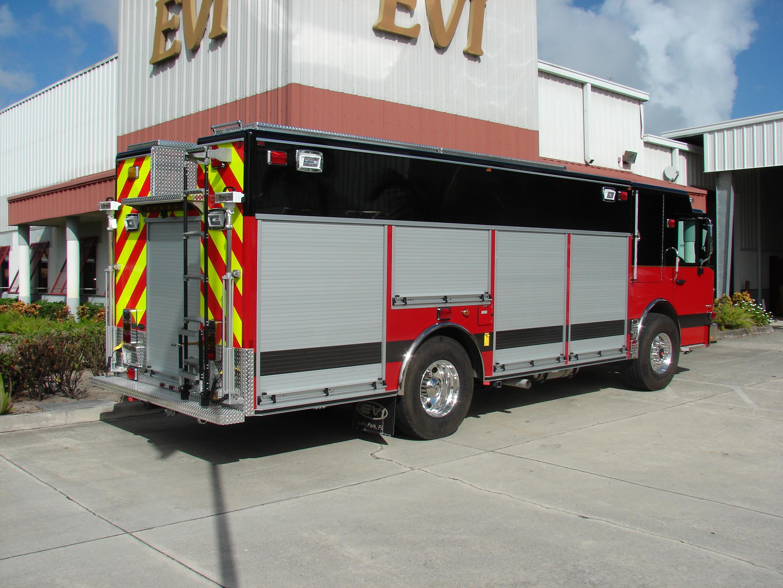 20-Ft. Non-Walk-In Heavy Rescue