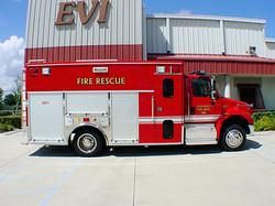 EVI 16-Ft. Crew Body Rescue Truck