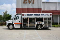 16-Ft. Non-Walk-In Rescue Truck