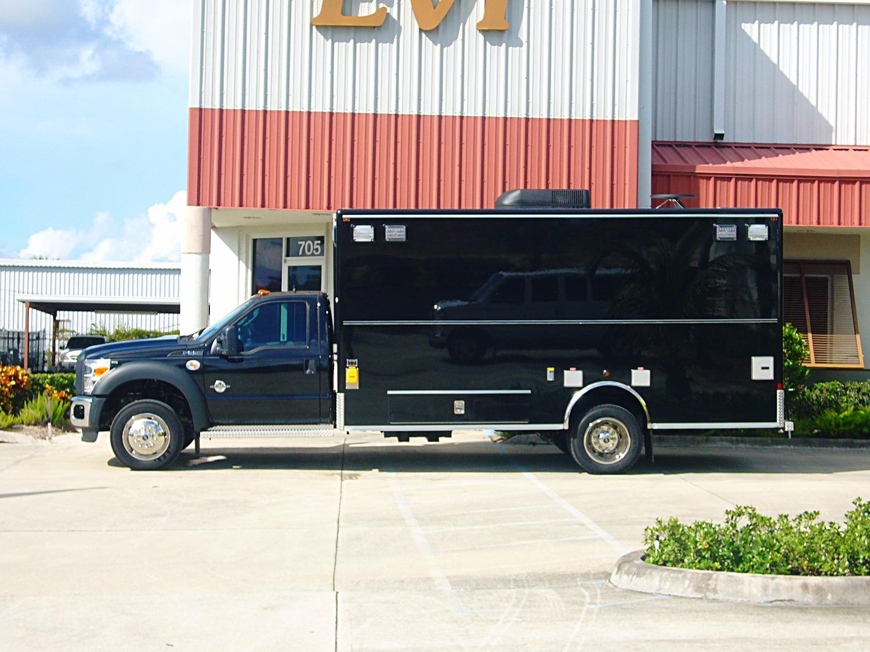 EVI 16-Ft. Bomb Response Truck