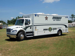 EVI 24-Ft. Bomb/EOD Response Truck