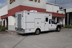 13-Ft. EOD Truck Body