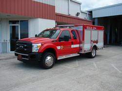 EVI 10-Ft. Non-Walk-In Rescue