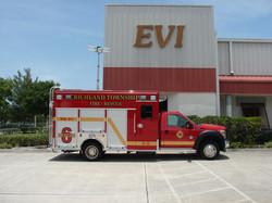 EVI 14-Ft. Crew Body Rescue Vehicle