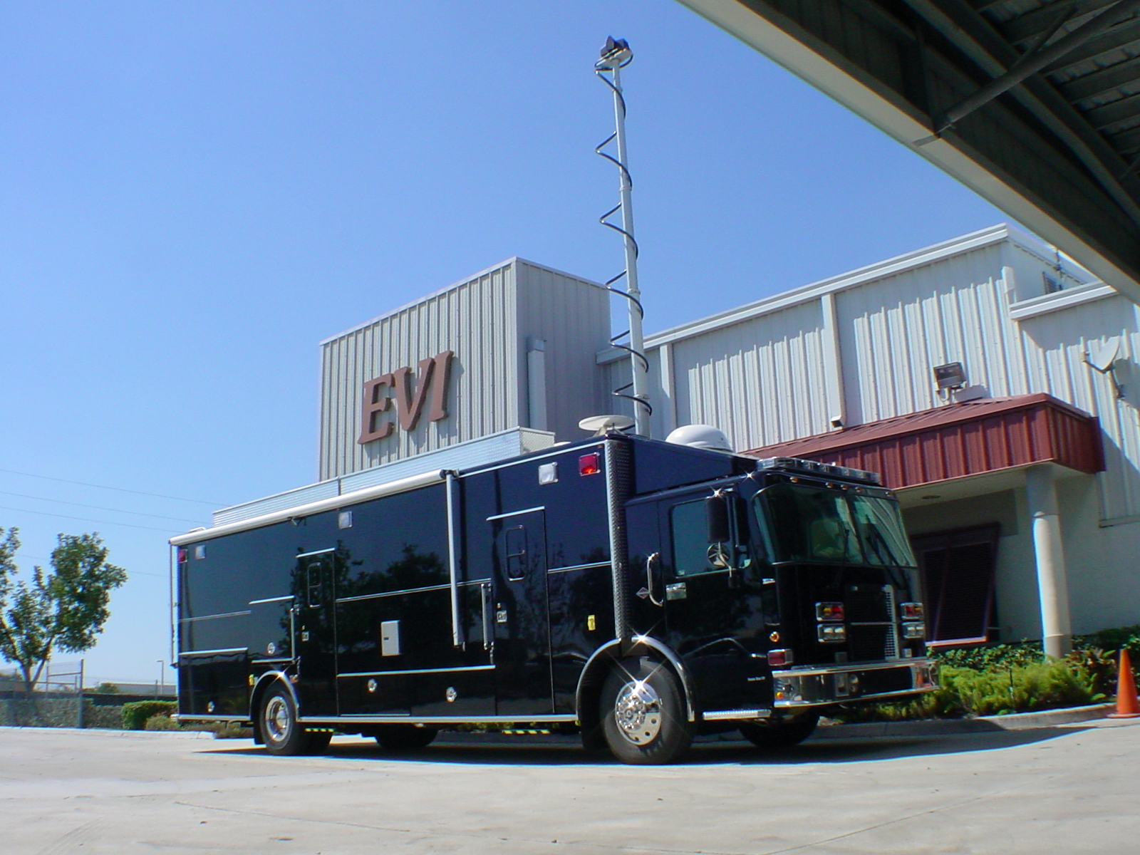 EVI 30-Ft Critical Incident Response