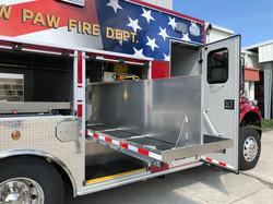 EVI Crew Body Medium Rescue Truck