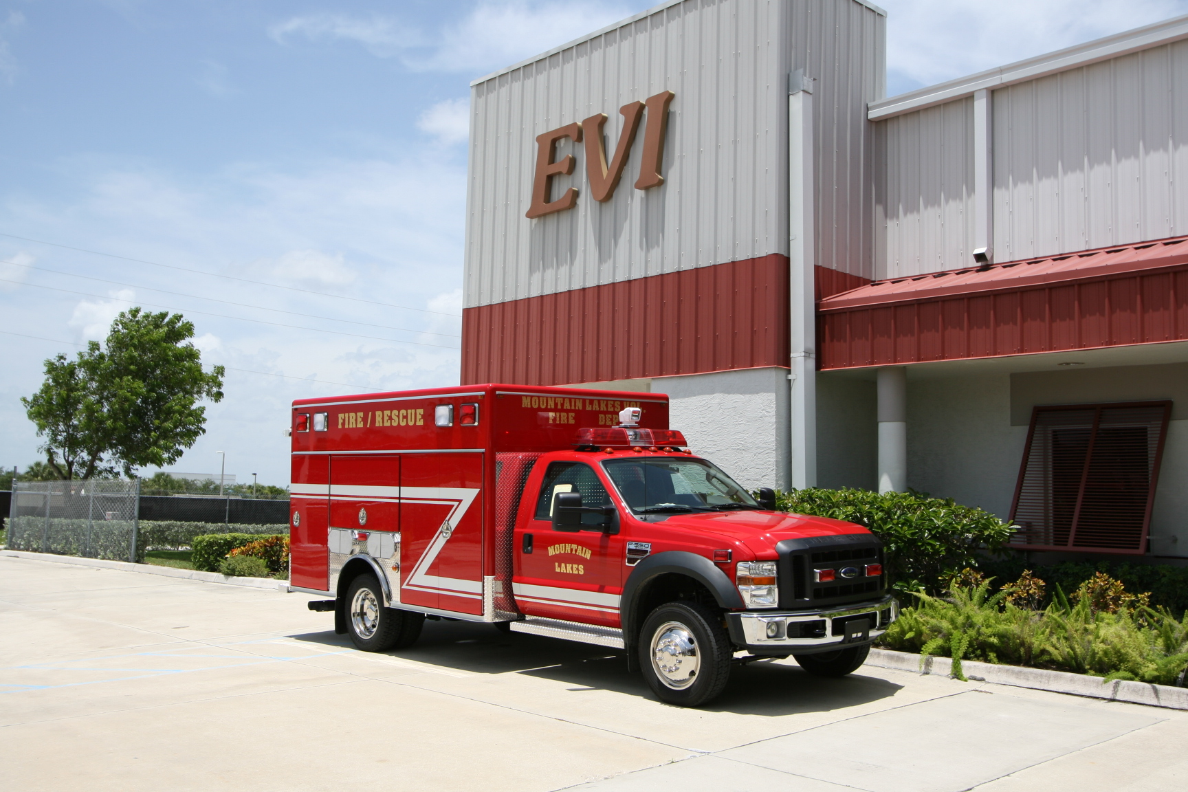 12-Ft Non-Walk-In Emergency Response