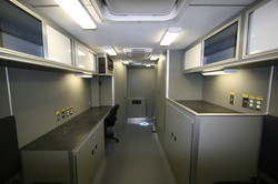 16-Ft. DUI Mobile Processing Vehicle