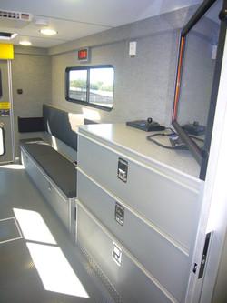 30-Ft. Step Van Command Vehicle