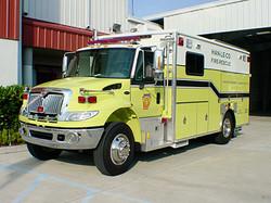 EVI 18-Ft. Crew Body Emergency Squad