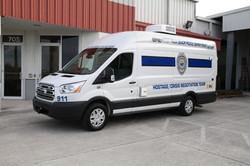 EVI Hostage Negotiation Vehicle