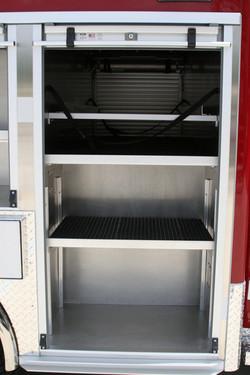 10-Ft. Non-Walk-In Mini Squad Truck