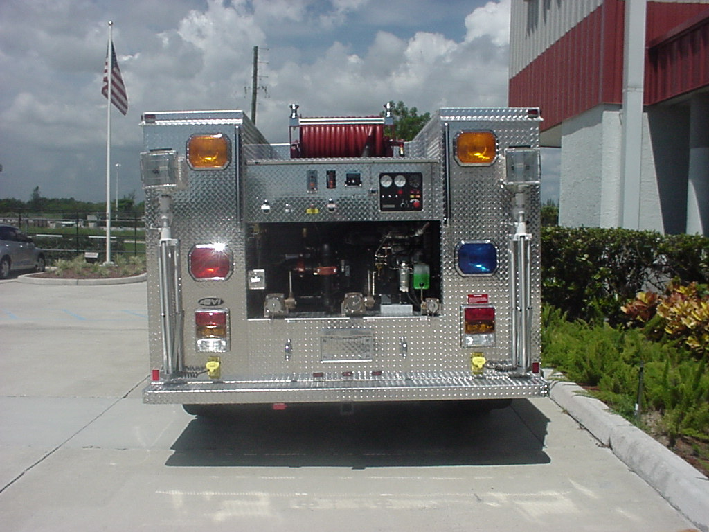 12-Ft. Quick Attack Rescue Truck