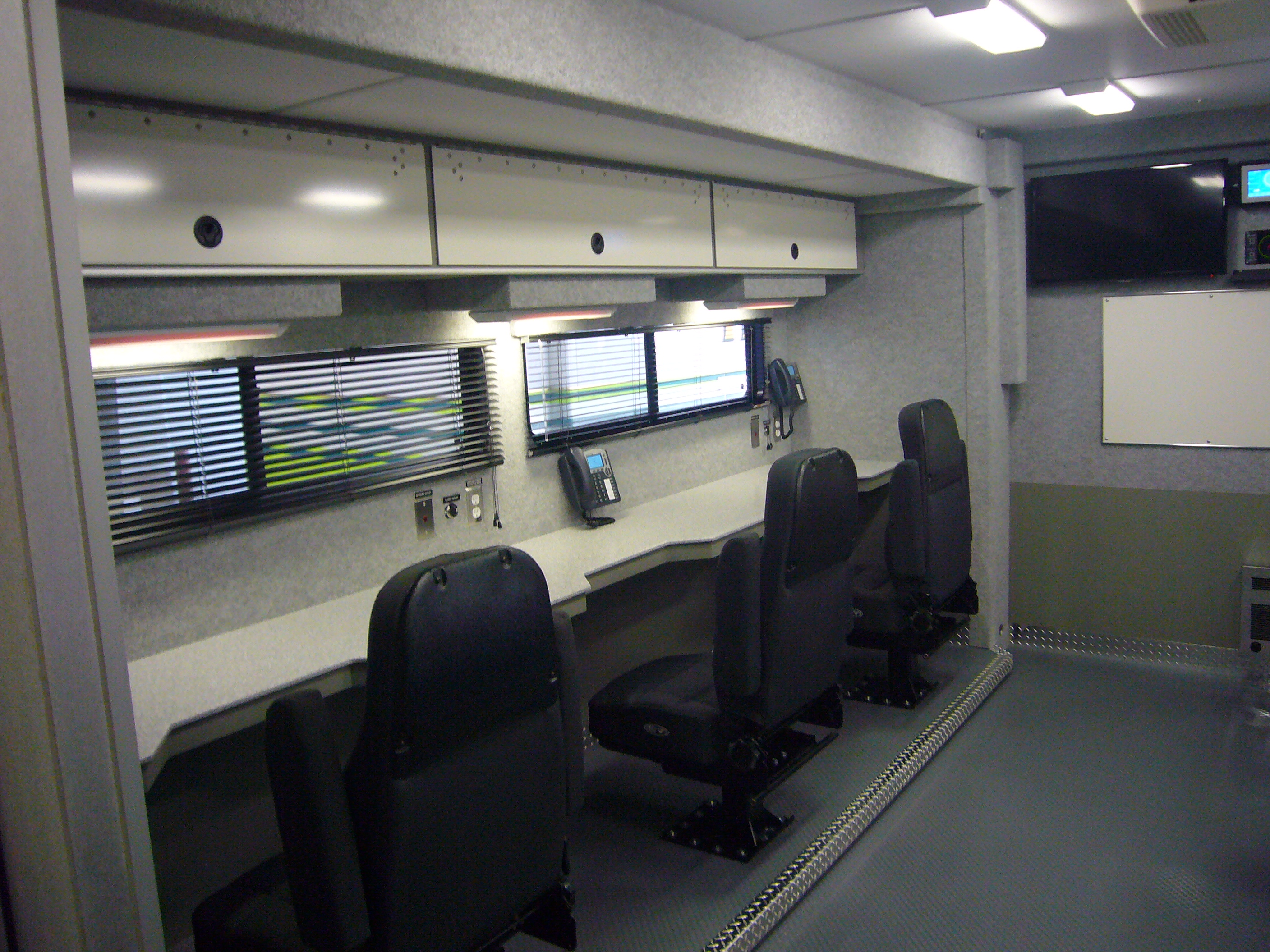 32-Ft Communications/Command Vehicle