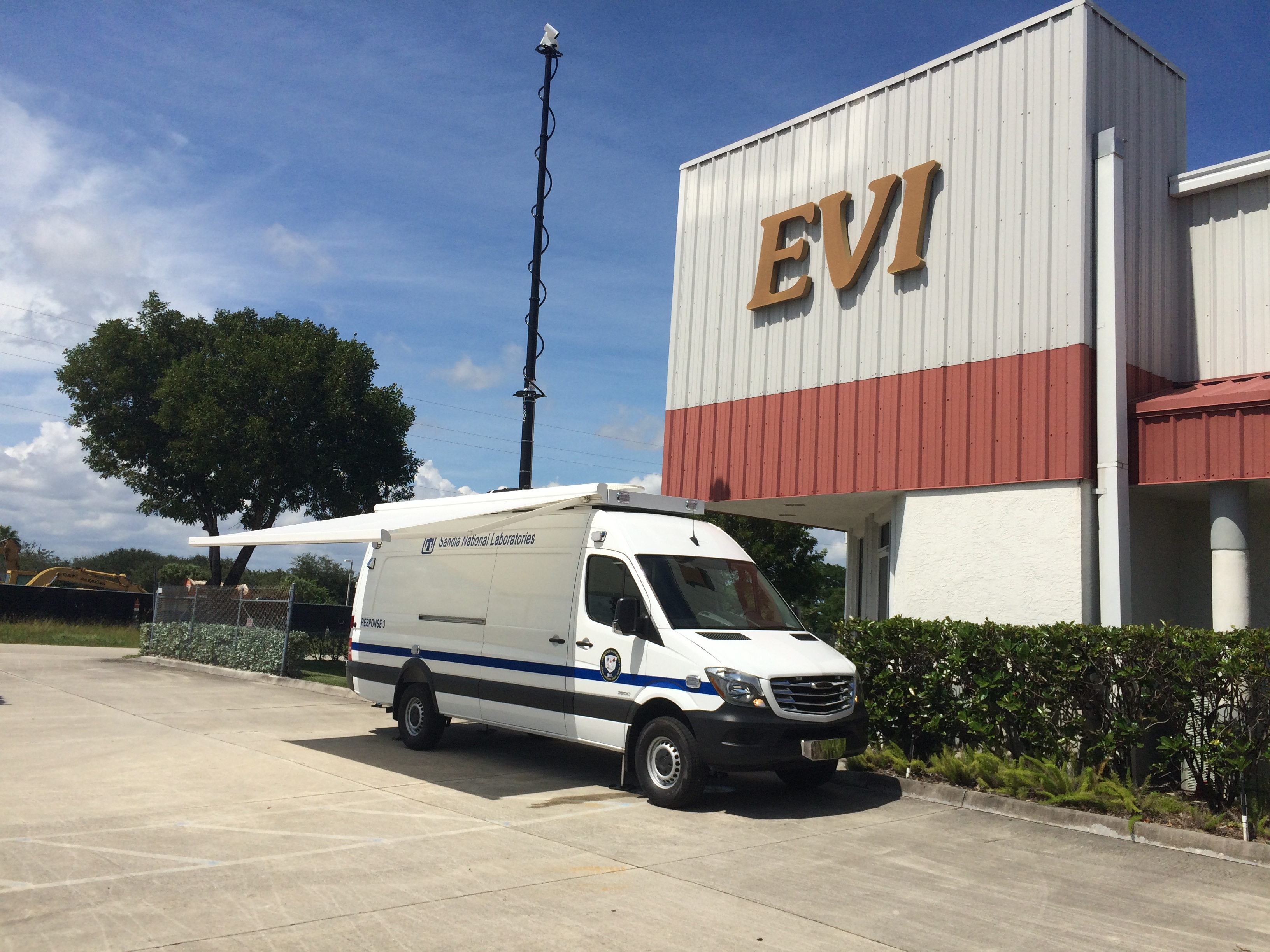 EVI Mobile Command Sprinter