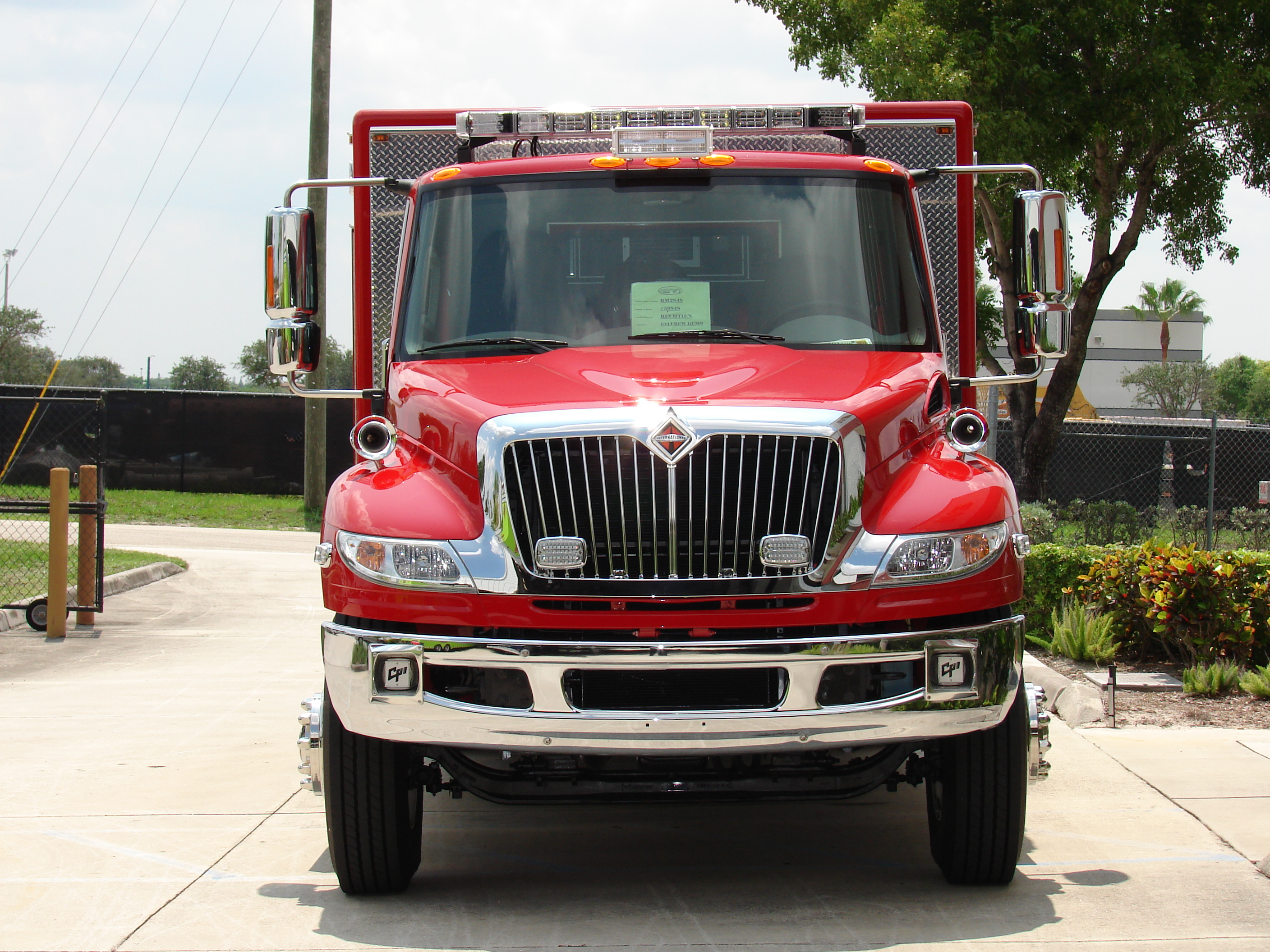 18-Ft. Crew Body Rescue Truck