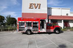 14-Ft. Crew Body Rescue Truck