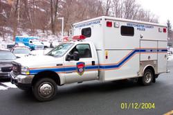 EVI Crew Body Crime Scene Vehicle