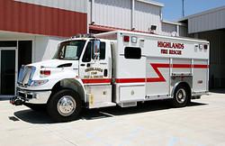 EVI 18-Ft. Crew Body Rescue Vehicle