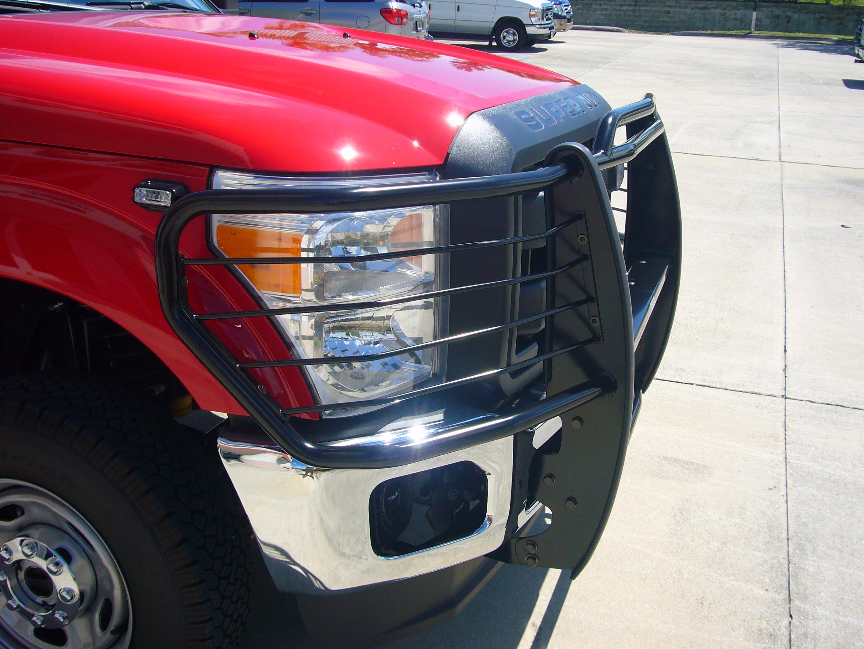 Battalion Chiefs Truck
