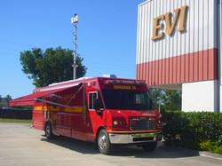 EVI custom conversion command post