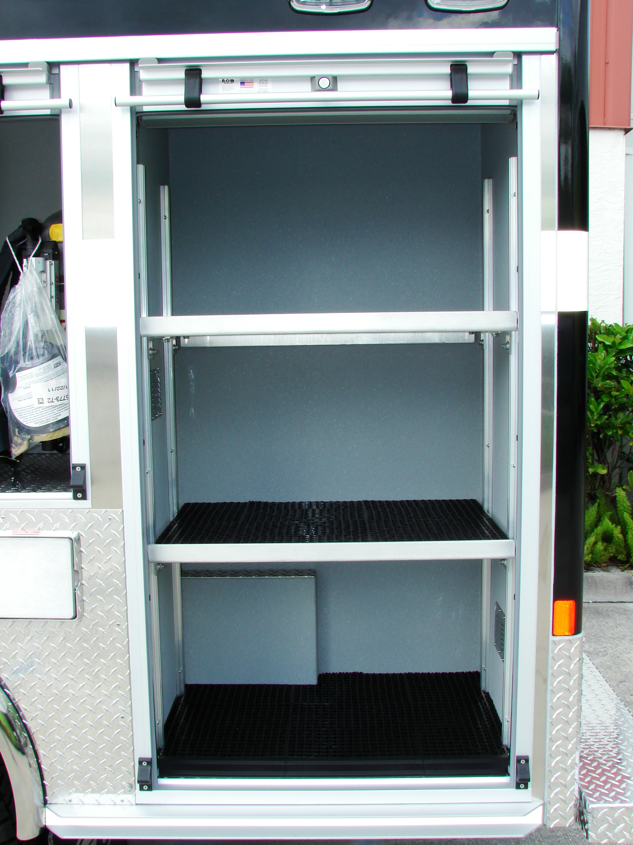 12-Ft. Non-Walk-In Support Unit