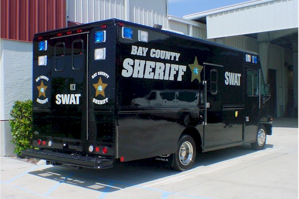 16-Ft. SWAT Transport Vehicle