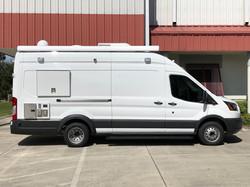 EVI Camera Forensic Van Conversion